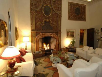 Salotto a Palazzo Arrivabene