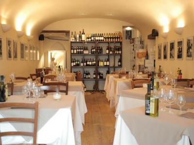Cena elegante e romantica presso il ristorante Ca' Erbe