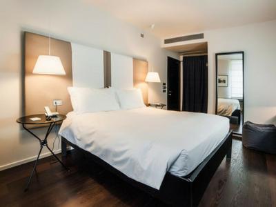 Camera da letto Casa Poli Mantova