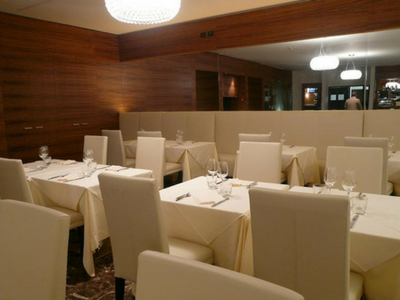 Hotel La Favorita Mantova sala da pranzo