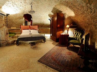 Camera hotel di lusso Mantova Valenti Gonzaga